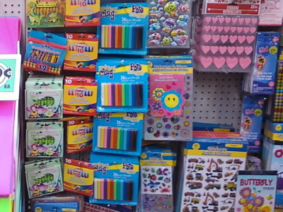 Selling Dollar Store Items in Canada